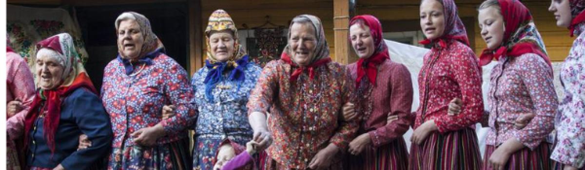 Kihnu, l'isola delle donne: un caso (studiato) di «adattamento sociale» nel Mar Baltico