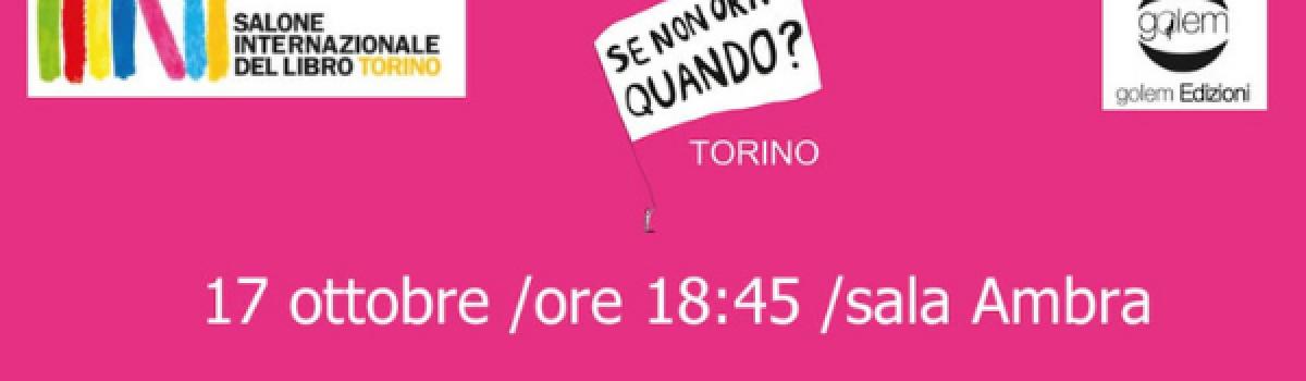 Generazioni a confronto al Salone con Laura Boldrini
